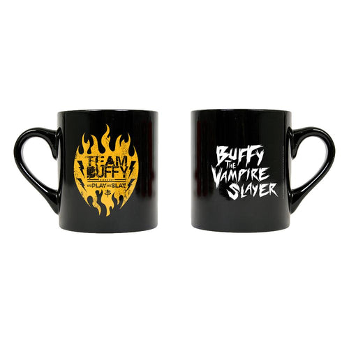 Buffy the Vampire Slayer Flame Mug