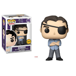 Pop! TV Buffy 20th Anniversary Xander with Chase by Funko
