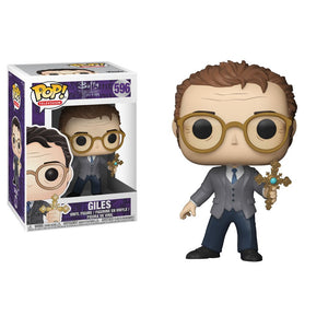 Pop! TV Buffy 20th Anniversary Giles by Funko