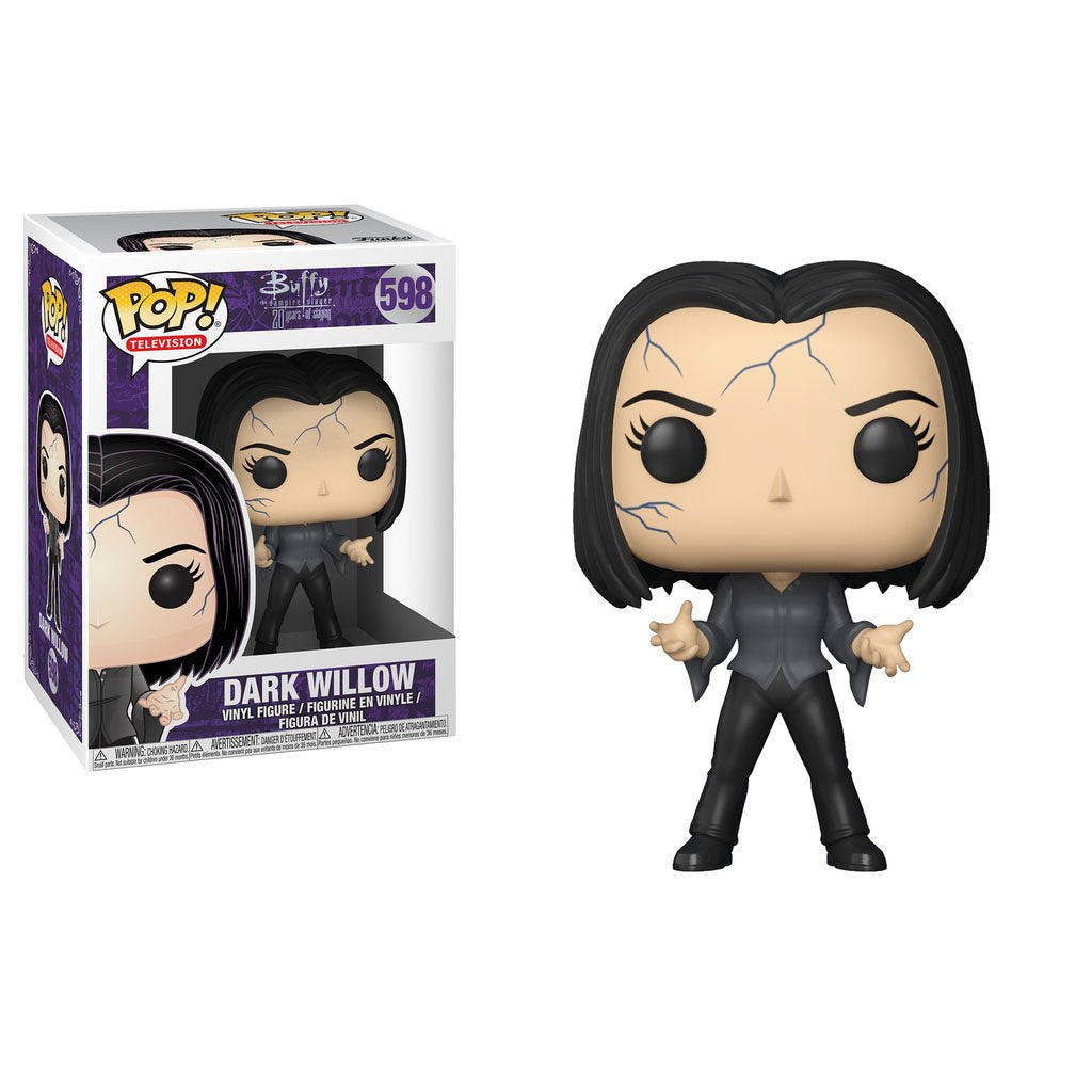 Pop! TV Buffy 20th Anniversary Dark Willow by Funko