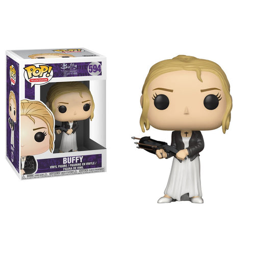 Pop! TV Buffy 20th Anniversary Buffy by Funko