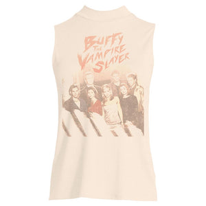 Buffy the Vampire Cast High-Neck Tank
