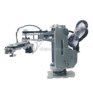 Mechanical Arm Hand Manipulator 4 Axis Stepper Motor Assembled