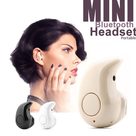 Pocket Mini Bluetooth Headset 5 Colors