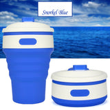 Portable Collapsible Silicone Coffee Cup