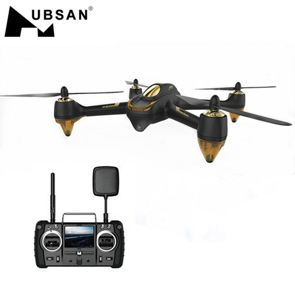 Hubsan Pro 5.8G FPV Brushless With 1080P HD Camera GPS RTF