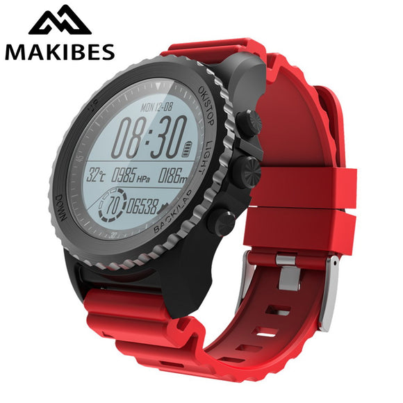 Makibes GPS Sport Smart Watch