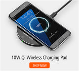 Ugreen Wireless Charger for iPhone 8/X and Samsung Galaxy S7 / S8 / S6 edge Plus