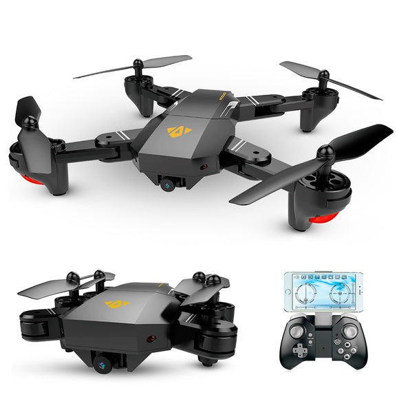 VISUO RC Drone With Wifi FPV 2.0MP Wide Angle Camera