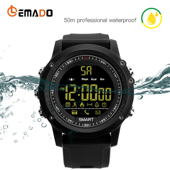 Lemado Bluetooth Smartwatch waterproof