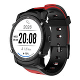 Makibes Smartwatch  GPS IP68 Resistant Bluetooth 4.0 Heart Rate Multi-mode Sports Monitoring