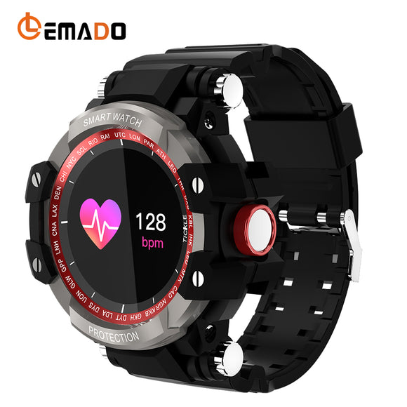 Lemado Smart Watch Waterproof IP67 200 Days Standby