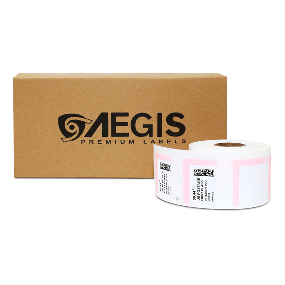 Aegis Labels - 12 Roll DYMO 30915 Compatible USPS Postage