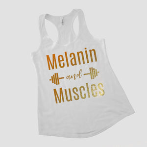 Melanin and Muscles