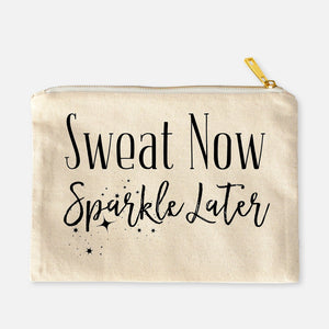 Sweat now Sparkle Later