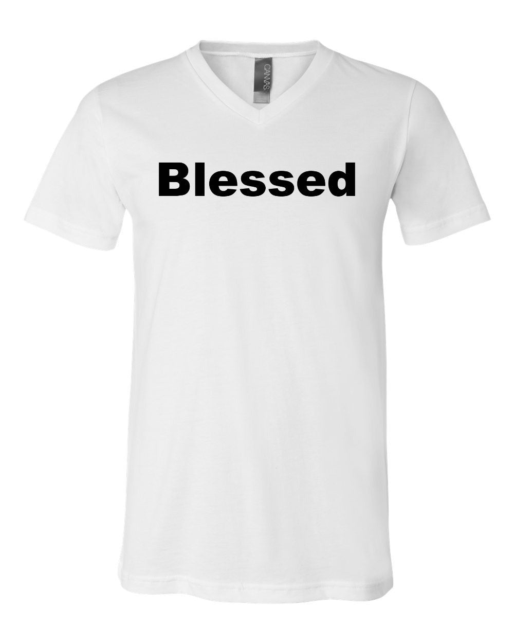 Blessed V-Neck Shirt