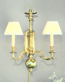 18th Century Balustrade Sconce