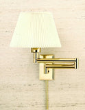 Adjustable Swing Arm Wall Lamp