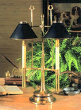 Savannah Two Arm Table Lamp