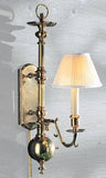 18th Century English Balustrade Single Arm Sconce