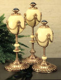 Collection of Regency Egg Ornaments