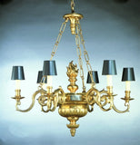 Williamsburg Six Arm Chandelier