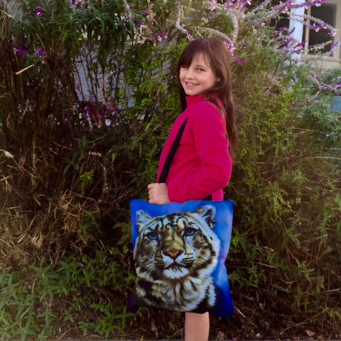 Barbara Keith Wildcat Tote