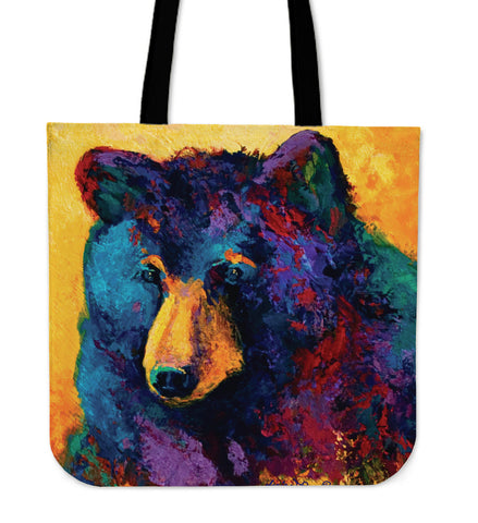 Marion Rose Bear Tote Collection #2 - 8 Images
