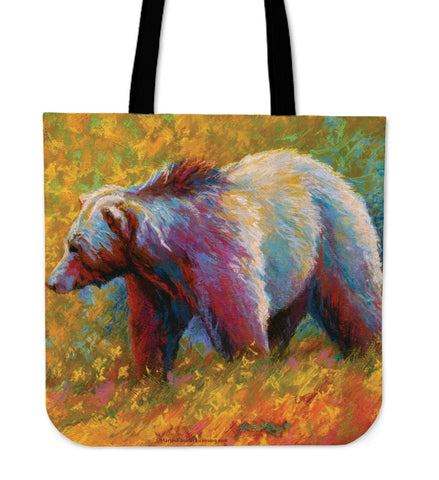 Marion Rose Bear Tote Collection #1 - 7 Images