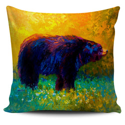 Marion Rose Black Bear Pillow Cover Collection - 11 Images
