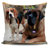 Beagle Lover Pillow Cover Collection - 8 Designs