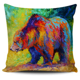 Marion Rose Grizzly Bear Pillow Collection - 9 Images