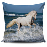 Horses Love the Beach Pillow Cover Collection #2 - 7 Gorgeous Pillows