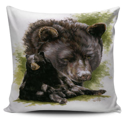 Barbara Keith Bear Pillow Cover Collection - 4 Images