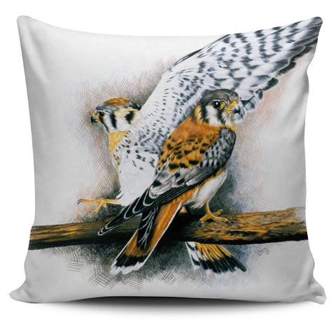 Birds of Prey Pillow Trio