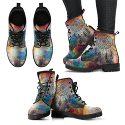 Dream Catcher Women's Leather Boots