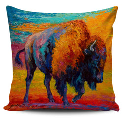 Marion Rose Bison Pillow Collection - 7 Images