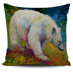 Marion Rose Polar Bear Pillow Cover Trio - 3 Images