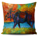 Marion Rose Moose Pillow Cover Collection - 8 Images