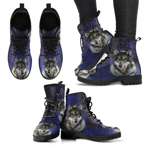 Womens Wolf Boot 1