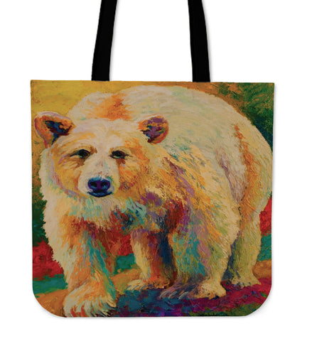 Marion Rose Polar Bear Tote Trio - 3 Images