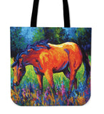 Marion Rose Horse Tote Collection #1