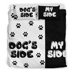 Doggie Hog-the-Bed Bedding Set