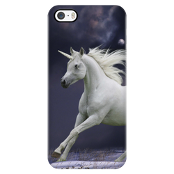 Unicorn in the Night iPhone Case