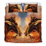 Southwestern Spirit Horse Bedding Set