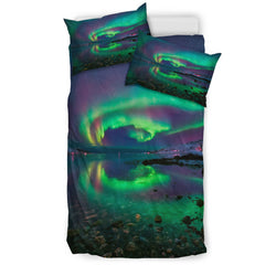 Northern Lights Bedding Set