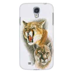 Angry Mountain Lion Phone Case