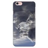 Unicorn in the Clouds iPhone Case