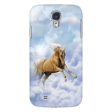 Palomino In The Clouds Galaxy Case