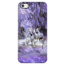 In a Purple Dream iPhone Case